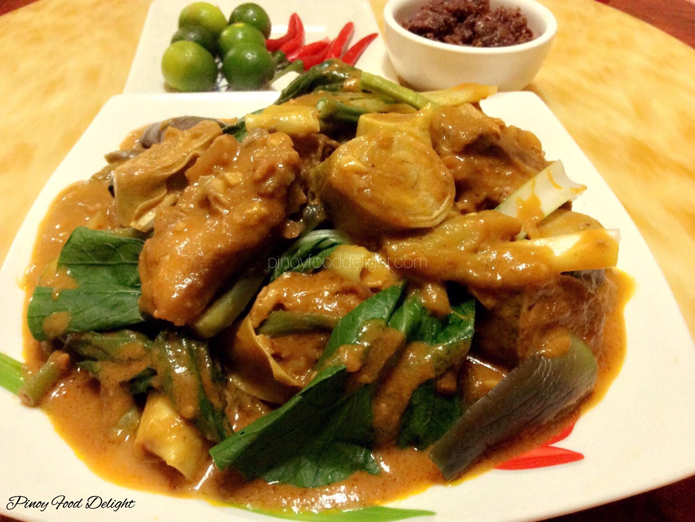 KARE-KARE   Pinoy Food Delight