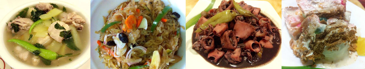Pinoy Food Delight