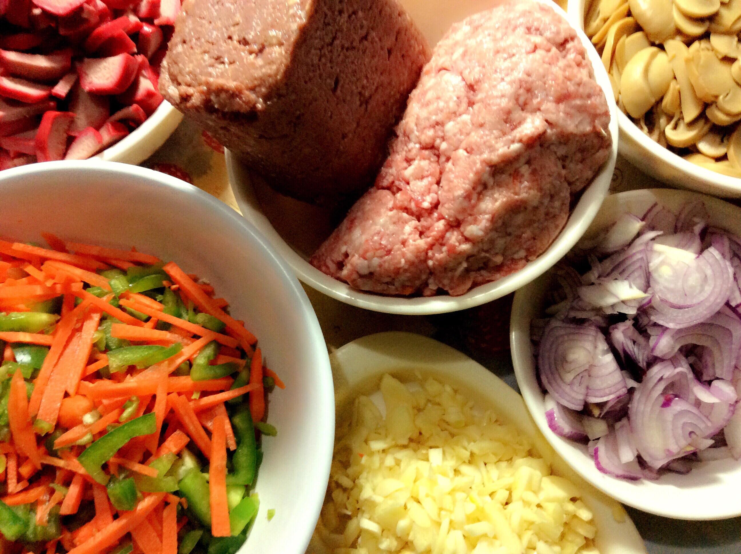 Fish Sauce Cooking Oil Salt Pinoy Style Spaghetti Sauce