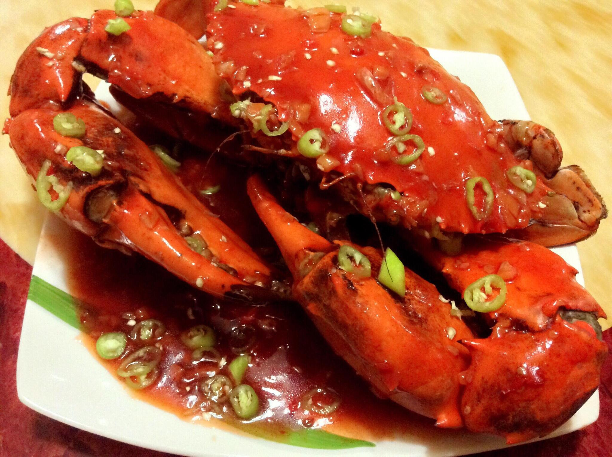 CHILI CRAB | Pinoy Food Delight
